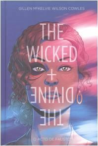 The Wicked + The Divine (Capa)