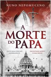 A morte do Papa (Capa)