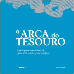 A arca do tesouro (Capa)
